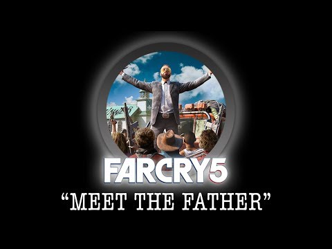 Far Cry 5 Rap Song (EPIC) - Meet The Father - (Trailer Joseph Seed) | Daddyphatsnaps