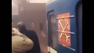 ТЕРАКТ В МЕТРО ПЕРВЫЕ МИНУТЫ Санкт-Петербург