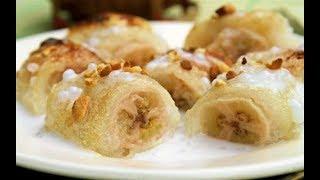 Chuối nếp nướng của Việt Nam ngon đến mức người nước ngoài ăn còn ghiền