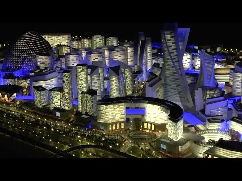 10 Incredible Future Dubai Projects