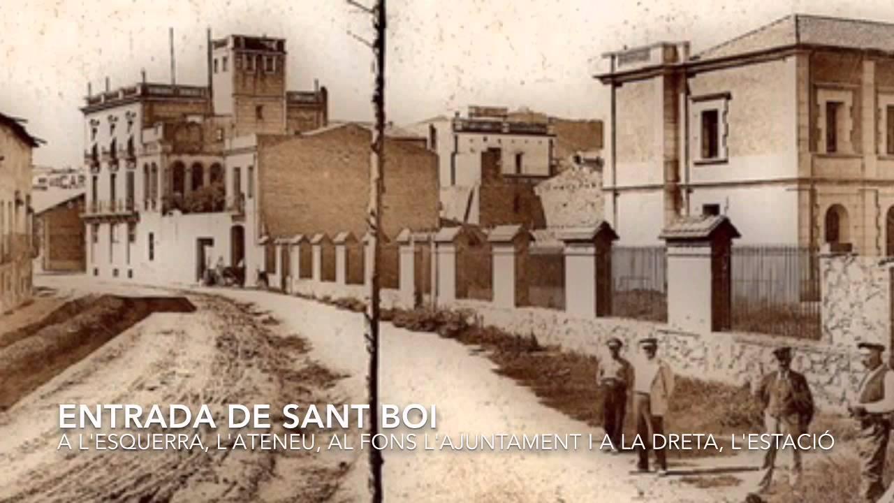 Hist ria de sant boi de llobregat youtube for Sofas sant boi de llobregat