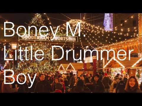 Download Boney M    Little Drummer Boy    +   lyrics