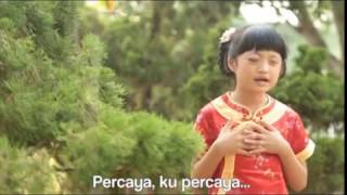 Download Grezia Ephiphania - Percaya (OFFICIAL MUSIC VIDEO) - Lagu Rohani