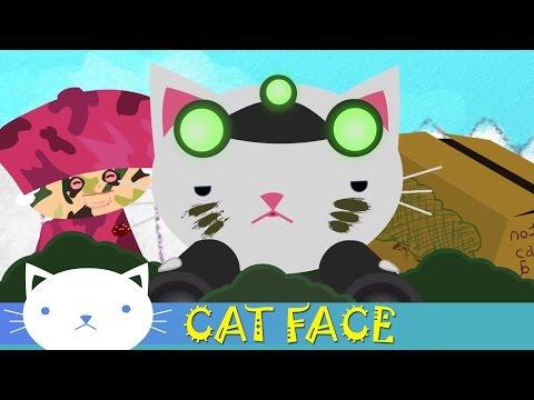 Cat Face | Urban Fox