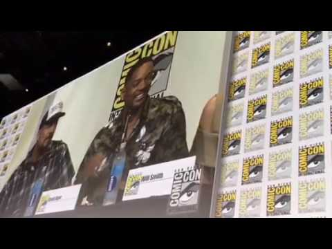 Suicide Squad Panel Sits Down At Comic Con #SDCC
