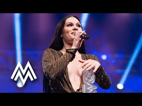 Jessie J | Best Female Award acceptance speech at MOBO Awards | 2014