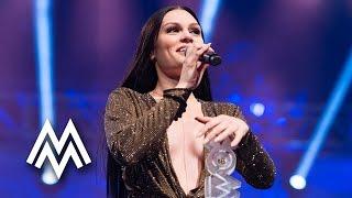 Jessie J | Best Female Award acceptance speech at MOBO Awards | 2014