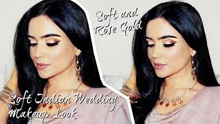 Indian Bridal Makeup Inspired Tutorial | TheMakeupChair