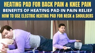 Heating Pad For Back Pain, Ben…