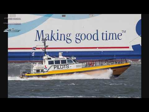 DISCOVERY - Pilot tender - Netherlands  (Корабли и суда мира.Слайдшоу)