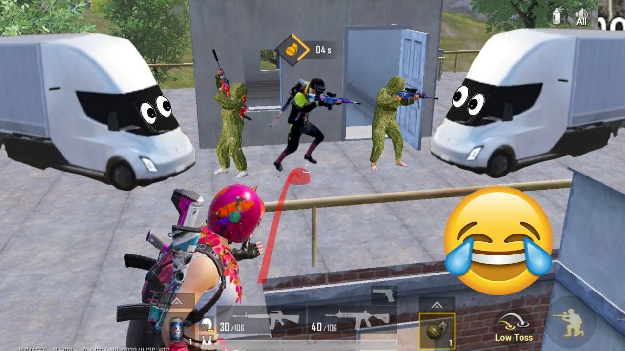 Best Trolling Of Noobs 🤣😅 | PUBG MOBILE FUNNY MOMENTS
