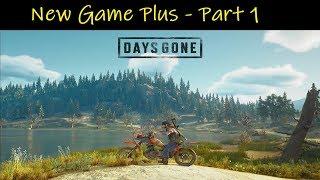 Days Gone  Random Gameplay - Part 1 Ng