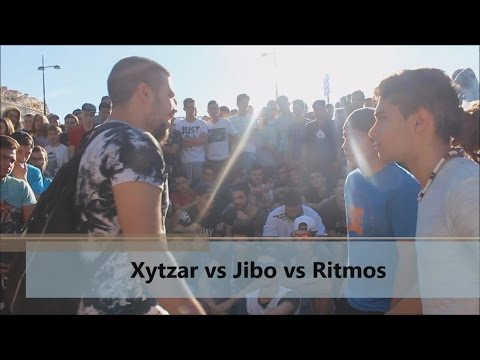 XYTZAR VS RITMOS VS JIBO Filtros Clasificatoria FullRap VLC VS MADRID