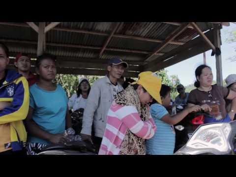 PT. MSM (Meares Soputan Mining) di Protes masyarakat Lingkar Tambang