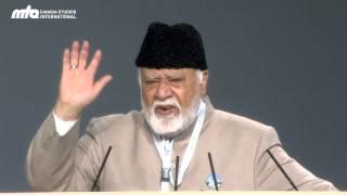 Holy Prophet Muhammad (sa) - A Prophet for all Times - Jalsa Salana Canada 2013
