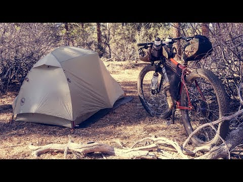 Big Agnes Copper Spur HV UL 1 Man Tent - My Favorite