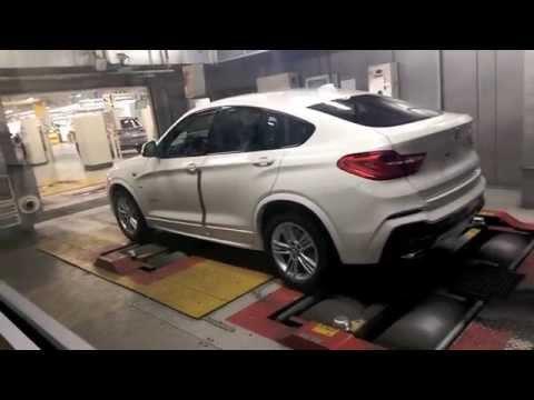 BMW USA Factory Tour