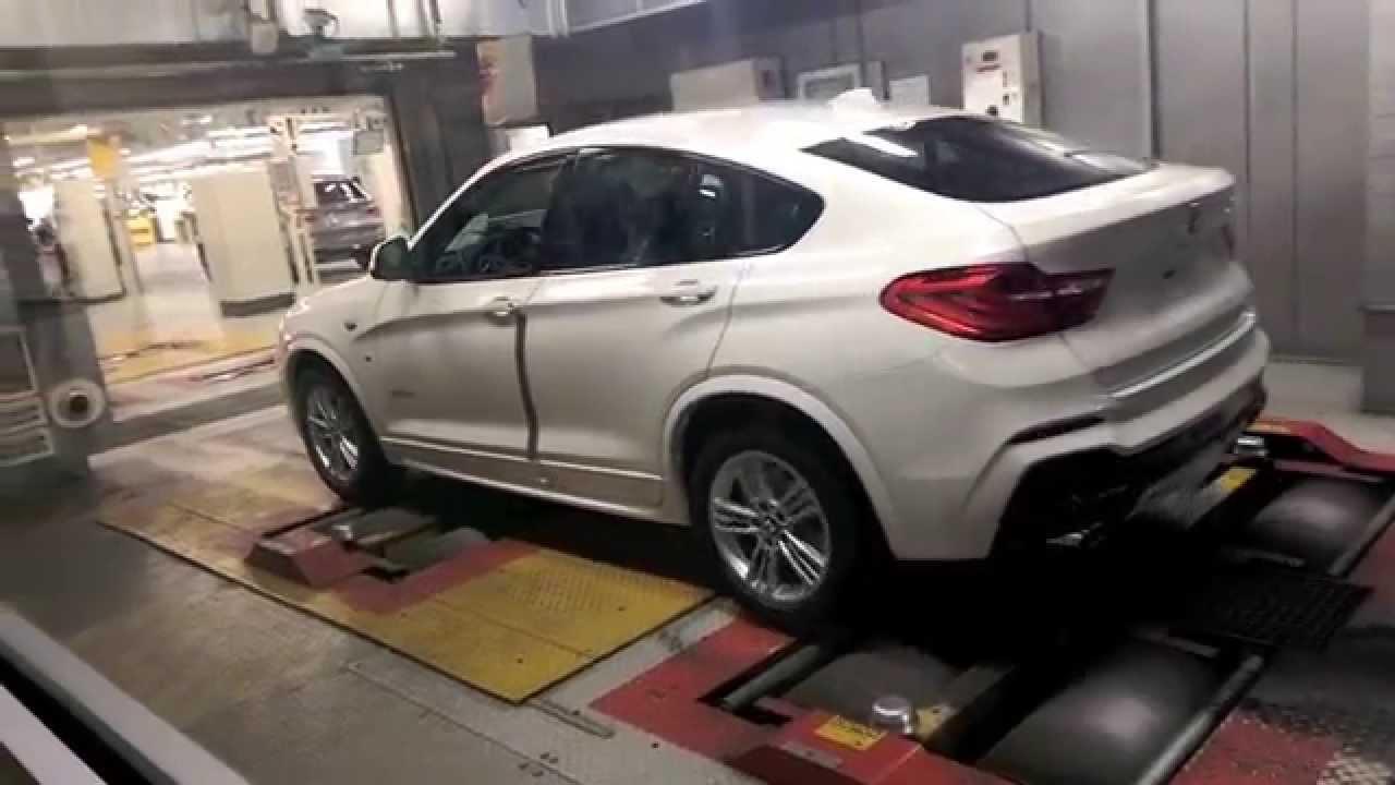 Bmw Plant Usa >> BMW USA Factory Tour - YouTube
