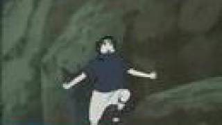 Naruto vs Sasuke Im blue (remix)