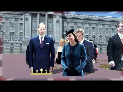 La Famille Royale Britannique Youtube