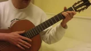 Hướng Dẫn Guitar Solo Intro  Bài  NHỎ ƠI