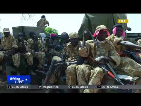 South Sudanese women learn how to defend themselves