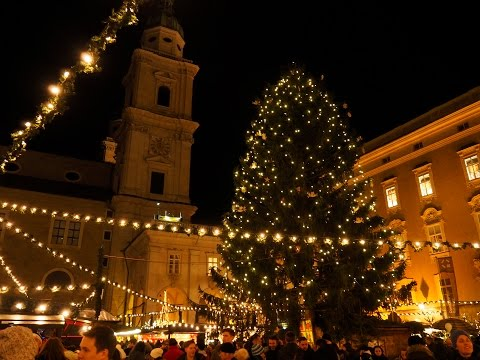 Mercadillos de Navidad en Salzburgo