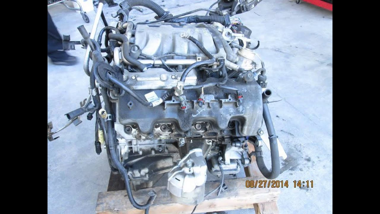 2003 Mercedes C240 Engine    Motor 2 6l Rwd 203type