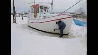 Is-problemer i Sakskøbing