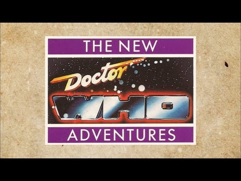 Introduction - Doctor Who Book Guide - Crossing the Wilderness