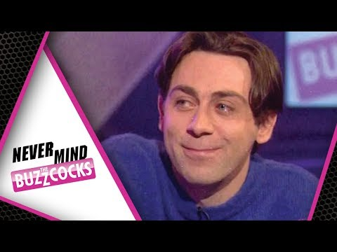 A Tribute To The Great Sean Hughes  Our Favourite Moments On Never Mind The Buzzcocks