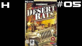 Elite Forces WWII Desert Rats Walkthrough Part 05