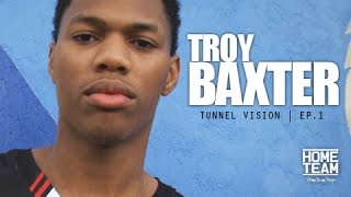 "Troy Baxter: Episode 1 ""Tunnel Vision"""