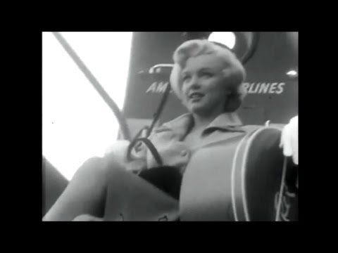 Marilyn Monroe Rare Interview + Footage - Counting Number of Foster Home Stays + Orphanage