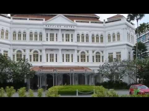 Raffles Hotel, Singapore