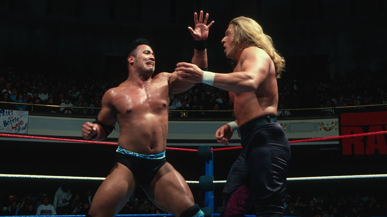 Download Rocky Maivia wins the Intercontinental Championship: Feb. 13, 1997
