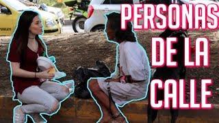 AYUDANDO PERSONAS DE LA CALLE I LAURA MEJIA thumbnail