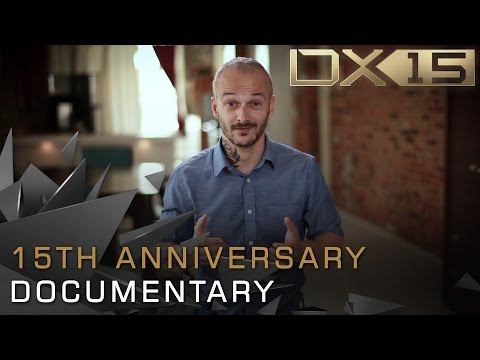 deus ex - 0 - Deus Ex – Anniversary Video & Documentary