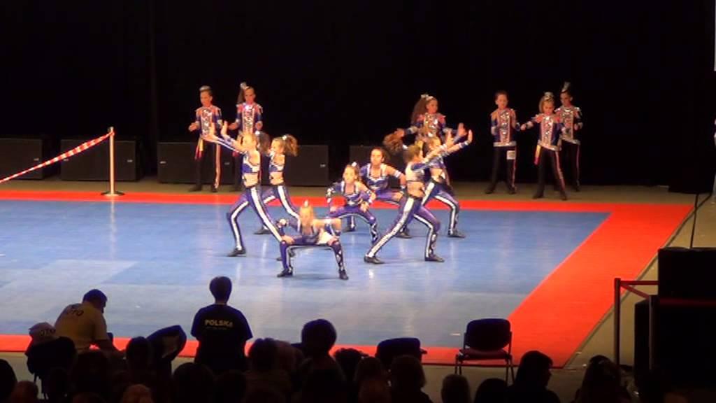 Mistrzostwa Świata Disco Dance Bochum 2013 - Mini Formacja GAMA Dzieci cz.2