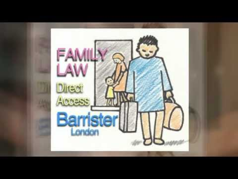 London Family Law Barrister  | Direct Access to Family Law Barristers London