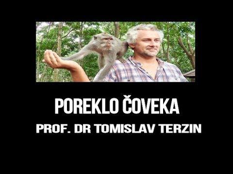 Da li covek objektivno pripada zivotinjskom carstvu? -- Prof. dr. Tomislav Terzin