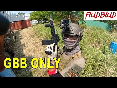GBB Only Airsoft Game in Hong Kong - WE L85