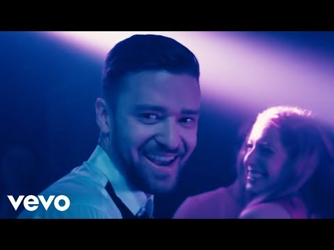 Клип Justin Timberlake - Take Back the Night