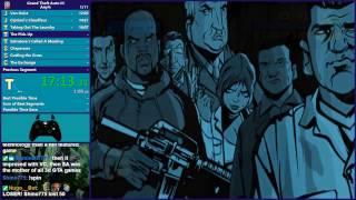 Grand Theft Auto III Any% Speedrun [1:47:09]