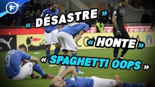 Le fiasco historique de l'Italie choque toute l'Europe | Revue de presse
