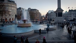 Trafalgar Square: Central London key landmark