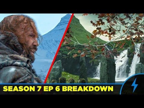 "Game of Thrones 7x06 BREAKDOWN ""Beyond the Wall"" - Longclaw Eye Explained!"