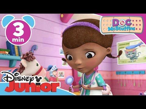 Doc McStuffins | Kirby's Derby | Disney Junior UK
