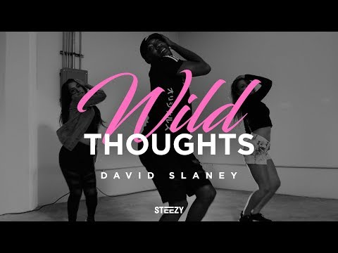 Wild Thoughts - Rihanna Dance | David Slaney Choreography | STEEZY.CO (Intermediate Class)