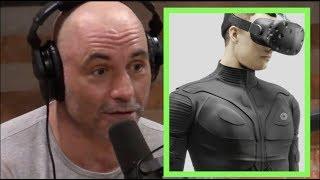 Joe Rogan on Tesla's Virtual Reality Suit